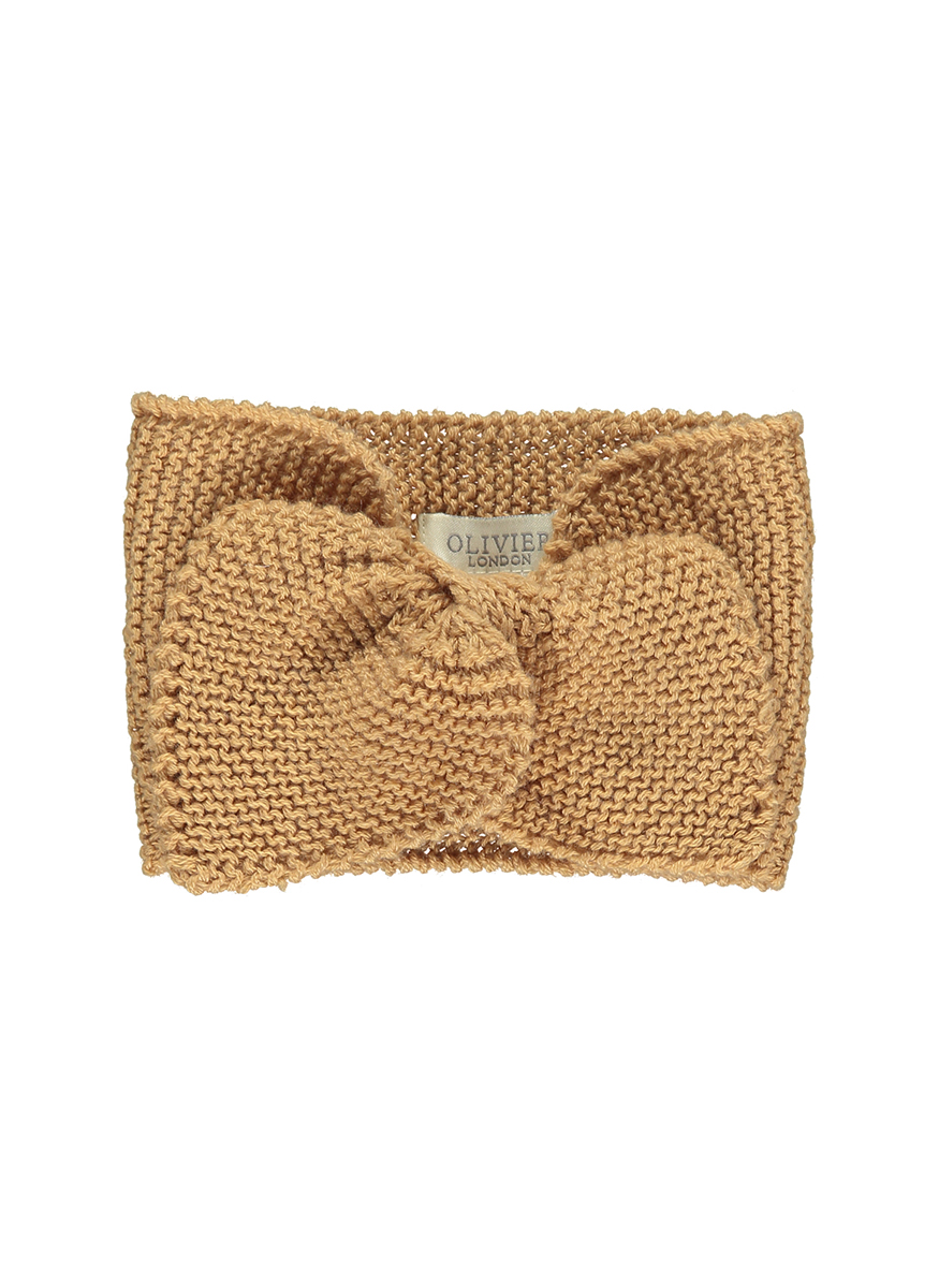 Cashmere Hand Knitted Neck Warmer