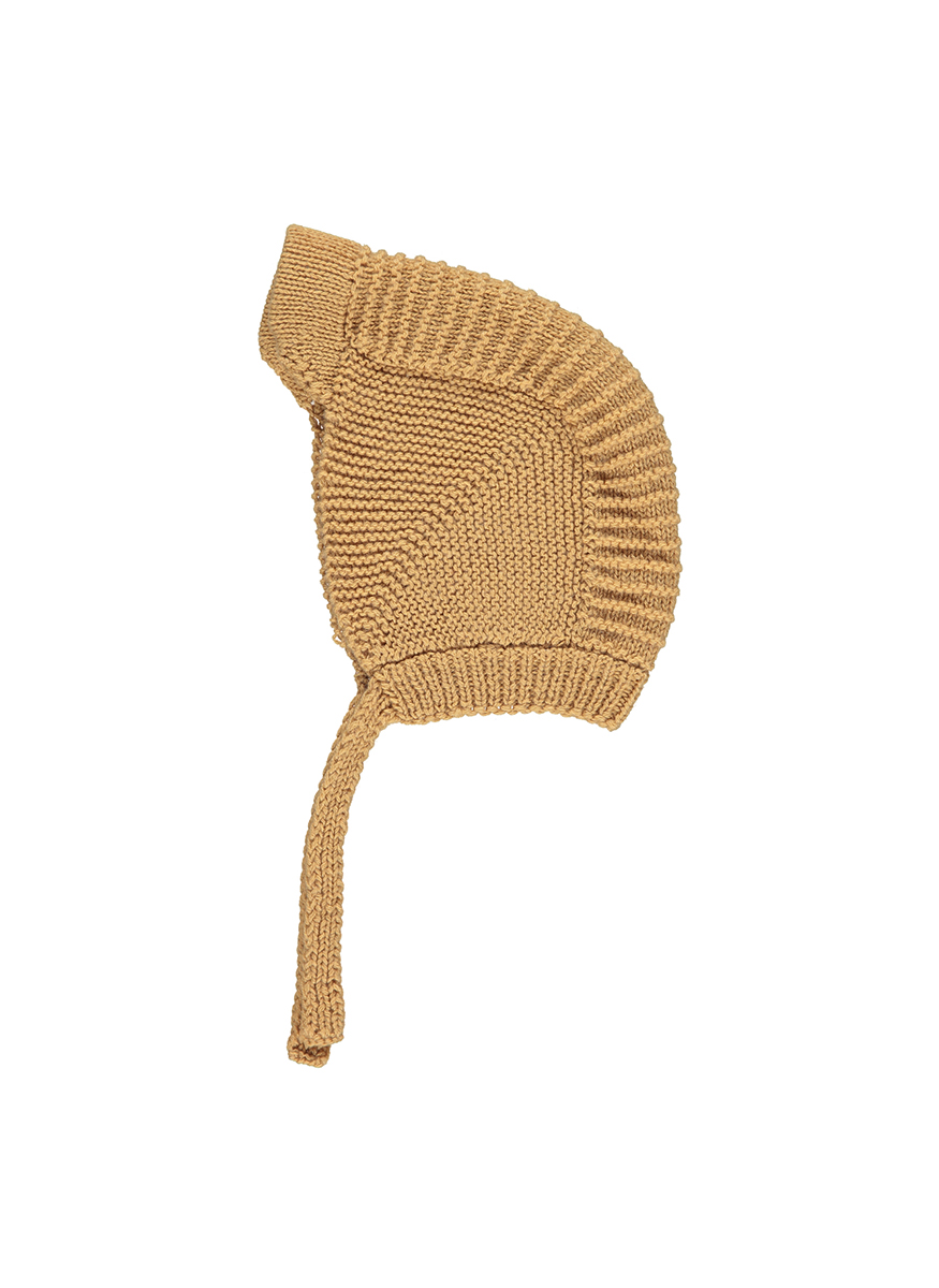 Cashmere Perry Hand Knitted Bonnet