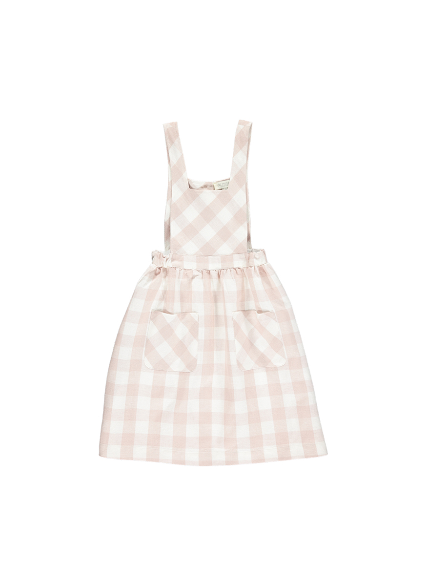 Clementine Pinafore Dress