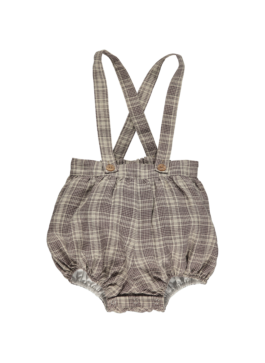 Marley Romper with Braces