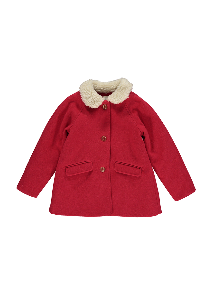 Maggie Coat with Collar