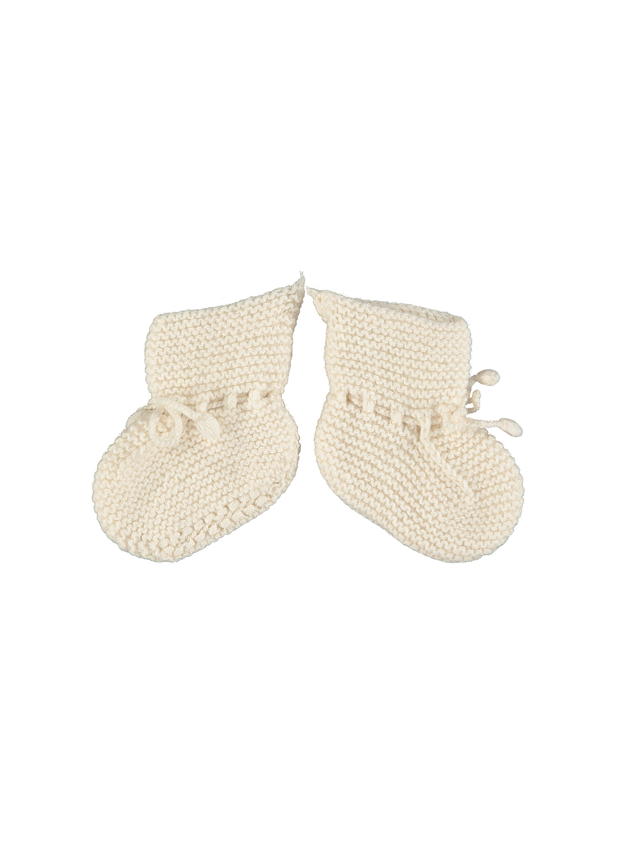 Cashmere Baby Bootees